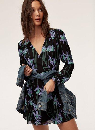 alexi dress aritzia