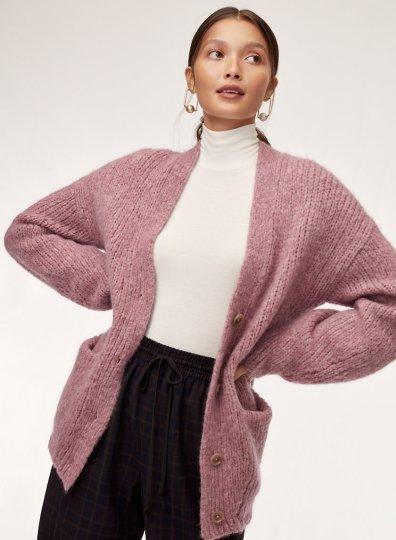 eva sweater aritzia