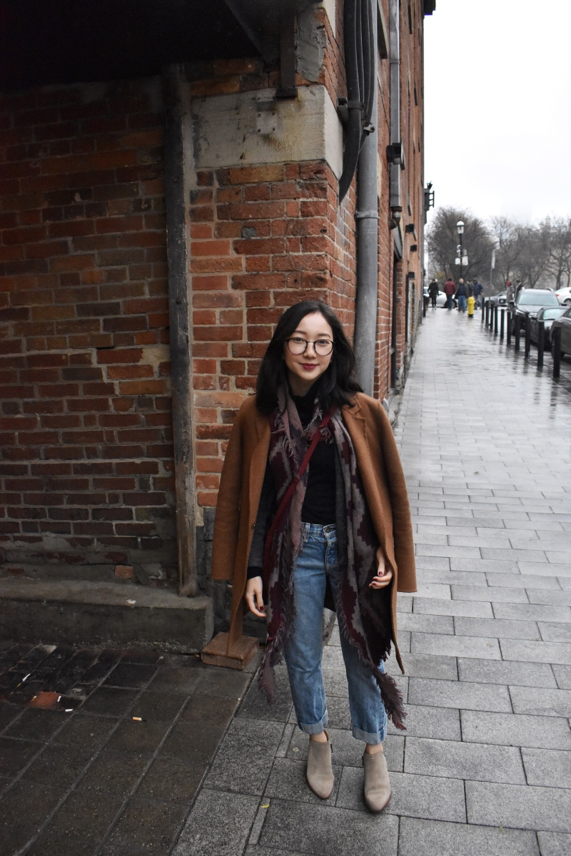 Outfit of the day Toronto blogger