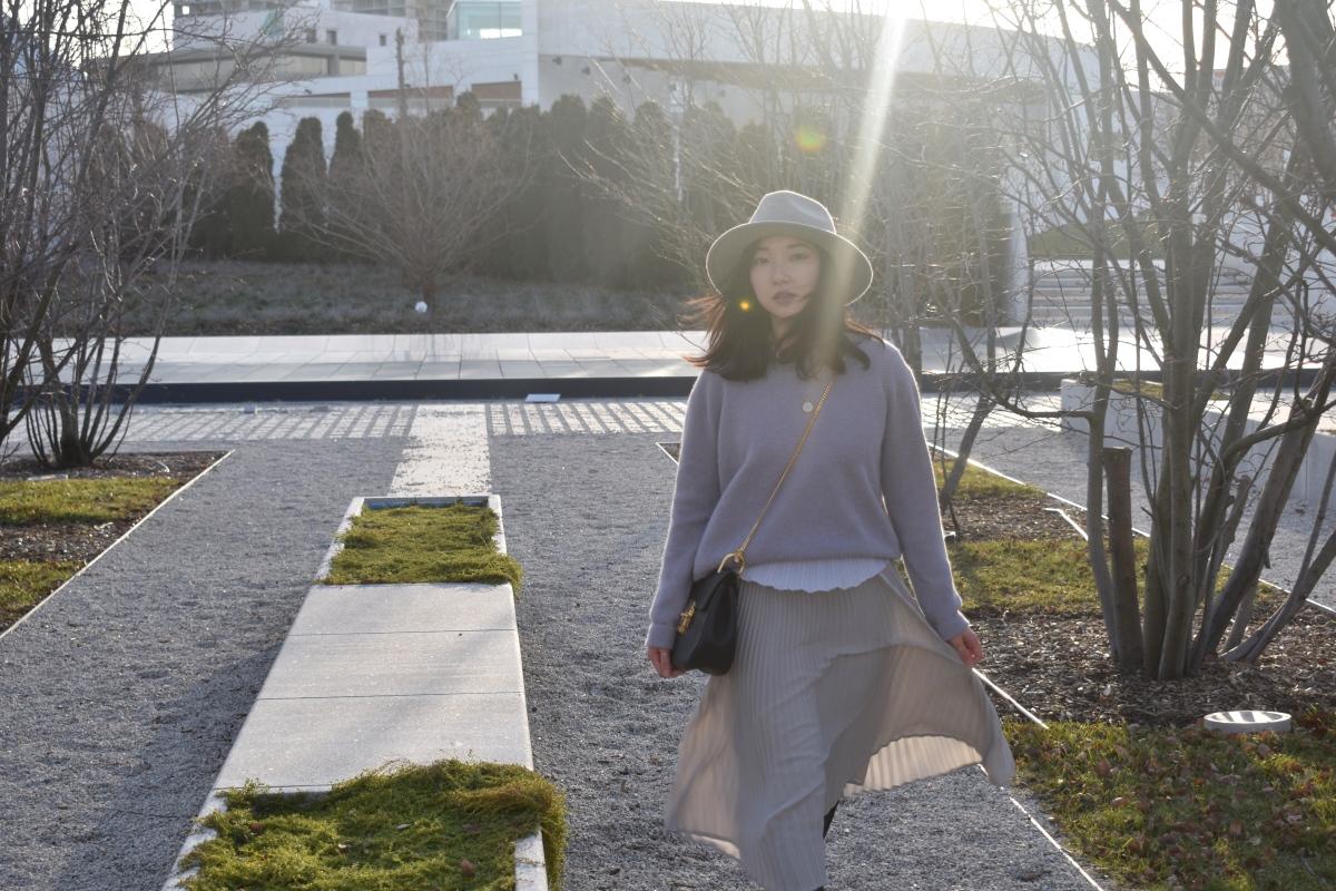 Fierce walking