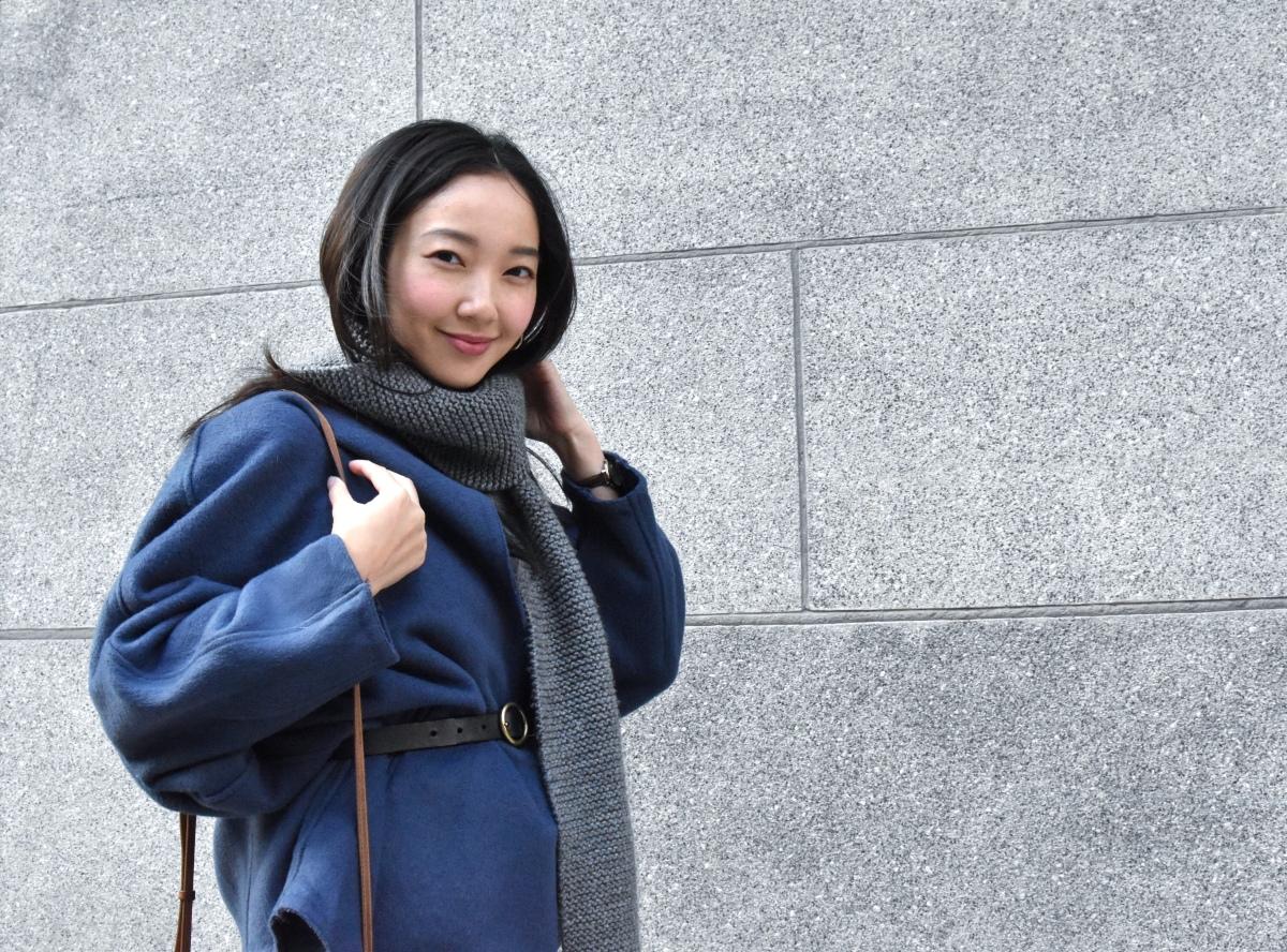 Asian fashion blogger Toronto
