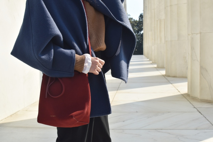 Vintage minimal fashion