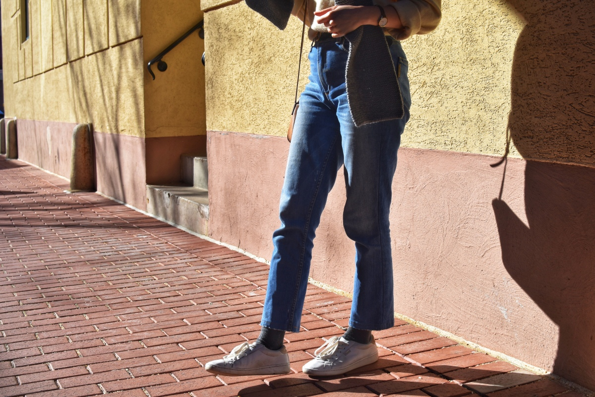 sunny washington dc, minimal chic