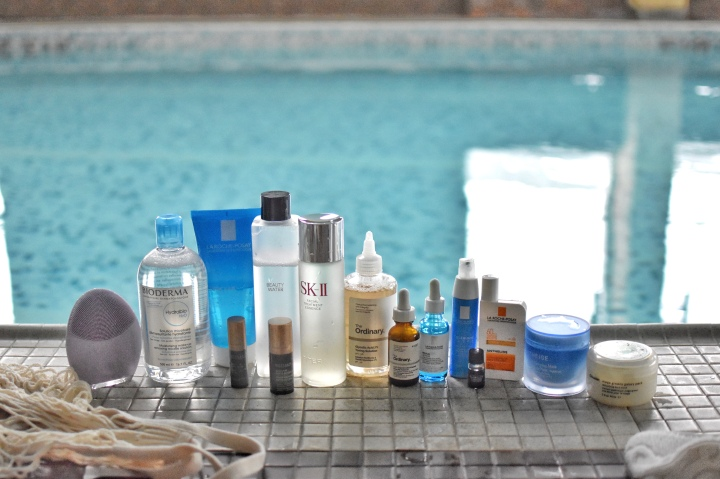 My Skincare Routine for Dehydrated, Combo-Oily, Sensitive Skin